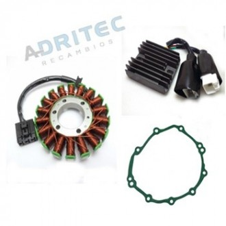 REGULADOR + ALTERNADOR + JUNTA CBR 1000 04-07