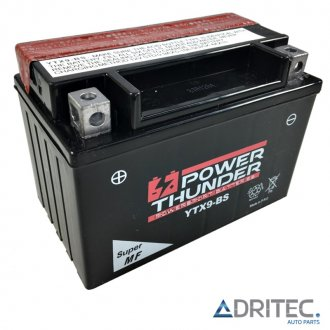 BATERÍA YTX9-BS POWER THUNDER