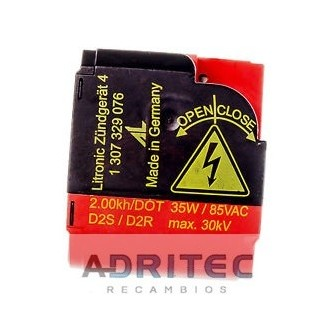 BALASTRO ENCENDIDO 1307329076 VW AUDI BMW MERCEDES FORD VOLVO PEUGEOT OPEL